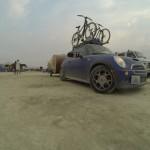 Burning Man Exodus